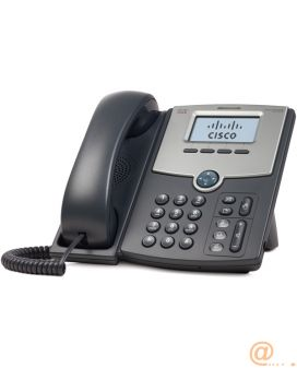 1 Line IP Phone with Display PoE PC Port