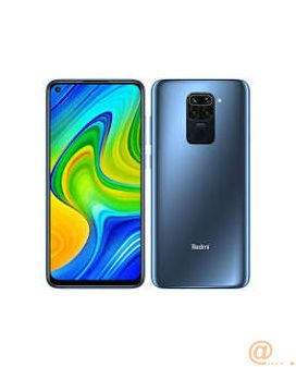 SMARTPHONE MÓVIL XIAOMI REDMI NOTE 9 MIDNIGHT GREY - 6.53''/16.5CM - MTK HELIO G85 - 4GB RAM - 128GB - CAM (48+8+2+2)/13 MP - 4G - DUAL SIM - BAT 5020M