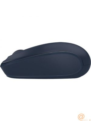 Microsoft ratón móvil inalámbrico 1850 - ratón - 2.4 GHz - azul lana