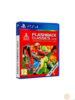 JUEGO SONY PS4 ATARI FLASHBACK CLASSICS VOLUME 2