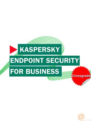 Kaspersky Endpoint Security for Business - Advanced 20-24 CROSSGRADE(*) 1 year