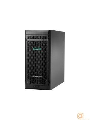 HPE Servidor ProLiant ML110 Gen10 | 1 x HPE Intel Xeon-S 4208 8-Core (2.10GHz 11MB L3 Cache) |  16GB (1 x 16GB) 2933MHz RDIMM |  Smart Array S100i | 4 LFF | 550W