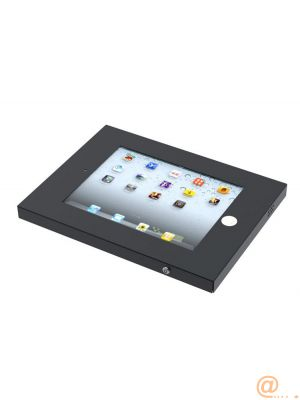 Anti-Theft Universal iPad Mount BLACK