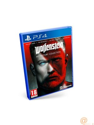 JUEGO SONY PS4 WOLFENSTEIN ALT HISTORY COLLECTION