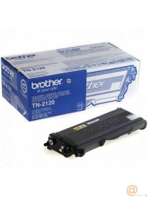 Toner brother tn2120 negro 2600 páginas hl - 2150n -  hl - 2170w -  mfc - 7320 -  dcp - 7030 -  dcp - 7040 -  dcp - 7045n