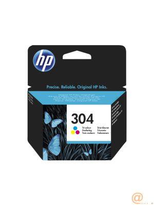 INK-JET HP N.304 DESKJET 3000 / 3720 / 3730 TRICOLOR 100 PAGINAS