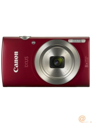 IXUS 185 RED       CAM
