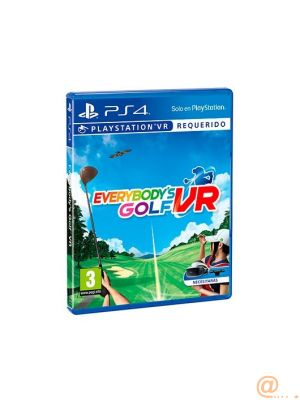 JUEGO SONY PS4 VR EVERYBODY S GOLF VR