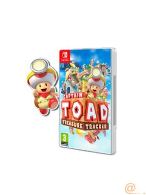 SWITCH CAPTAIN TOAD: TREASURE