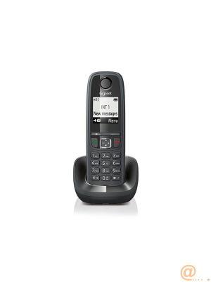 Telefono fijo inalambrico gigaset as405 negro 100 numeros agenda -  20 tonos
