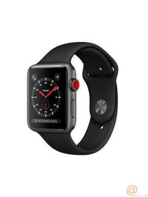 APPLE WATCH SERIES 3 GPS/CELL 38MM SPACE GREY