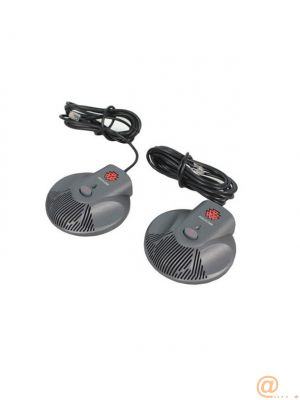 ACCESSORIOS AUDIO/ VIDEOCONFERENCIA POLYCOM EXPANSION MIC KIT FORSOUND ST. 2
