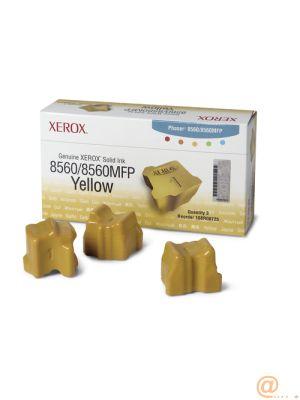 Colorstix/yellow f Phaser 8560/MFP 3stk