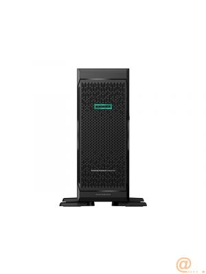 HPE-TOP VALUE / Servidor Proliant HPE ML350 Gen10, procesador Intel® Xeon®Bronze 3104 (6-Core, 1,7GHz, 11MB), RAM 8GB (HPE Z8GB 1Rx8 PC4-2666V-R Smart Kit), tarjeta de red Embedded 4-Port 1GbE HPE Ethernet 1Gb 4-port 369i Adapter, controladora ''HPE FIO