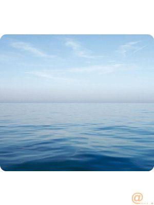 FELLOWES Alfombrilla reciclada océano azul  2x228x203mm
