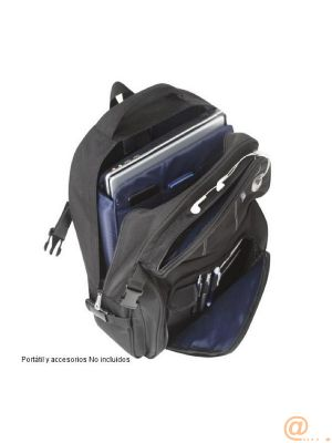 Tech air Diseño mochila portátil 15.6'' negra