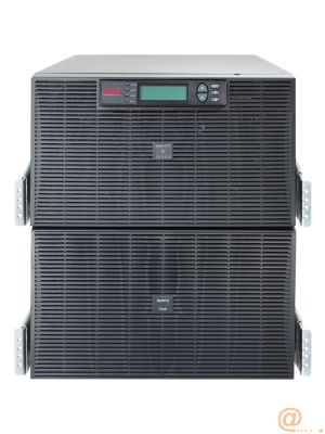APC by Schneider Electric Smart-UPS SURT15KRMXLI Dual Conversion Online UPS - 15 kVA/12 kW - 12U - 2.50 Hour Recharge - 8.30 Minute Stand-by - 220 V AC Input - 230 V AC Output - 1 x Hard Wire 3-wire;