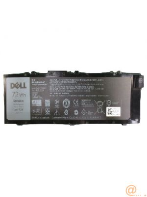 Dell Kit - 6-cell 72Wh Primary Battery