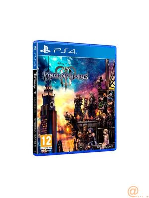 JUEGO SONY PS4 KINGDOM HEARTS 3.0 JUEGO SONY PS4 KINGDOM HEARTS 3.0 EAN.- 5021290068605 1028412