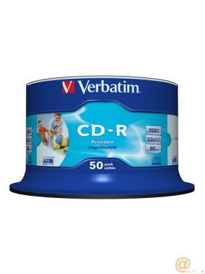 VERBATIM CD-R AZO SPINDLE (50)