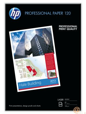HP PAPEL LASER PHOTO SATIN. A3