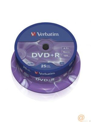 DVD+R 4.7GB 16X SCRATCH