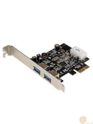 TARJETA PCI EXPRESS 2 PUERTOS  CTLR
