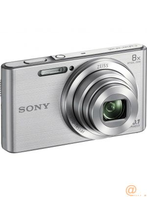 DSCW830S/Compact Cam 8x Optical zoom slv