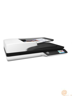 ESCANERES DOCUMENTALES HP INC SCANJET PRO 4500 FN1 NETWORK