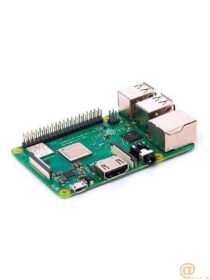 RASPBERRY PI 3 B+ - CORTEX-A53 1.4 GHZ - 1GB RAM - BT 4.2 - POE - 4XUSB - HDMI - WIFI B/G/N/AC - ETHERNET - MICROSD