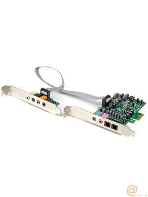 PCIE 7.1 CHANNEL SURROUND SOUNDCTLR