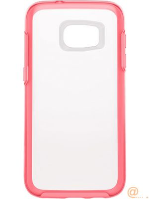 Symmetry Clear Samsung GS7 Pink Crystal