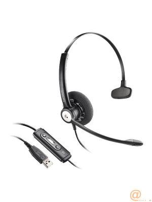 Plantronics Entera USB HW111N-USB-M - auricular