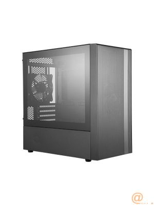 TORRE MICRO ATX COOLERMASTER MASTERBOX NR400 BK TORRE MICRO ATX COOLERMASTER MASTERBOX NR400 BK CRISTAL TEMPLADO FRONTAL MESH WITHOUT ODD MCB-NR400-KGNN-S00
