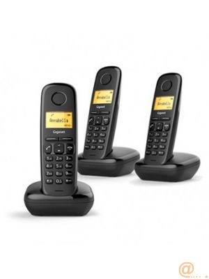 TELEFONO FIJO INALAMBRICO GIGASET A170 TRIO