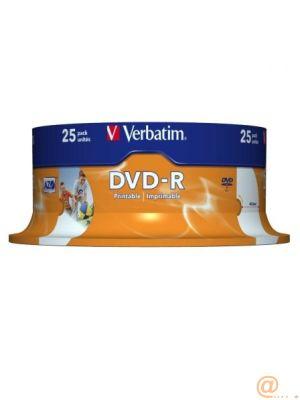 DVD-R 4.7GB X25 SPINDLE