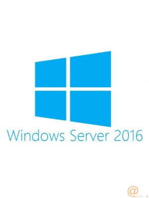 5-pack of Windows Server 2016 USER CALs