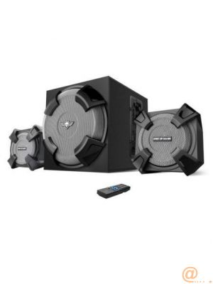 ALTAVOCES GAMING SPIRIT OF GAMER SGS 2.1 - 45W RMS - ENTRADA USB/SD - BLUETOOTH - MANDO INALÁMBRICO
