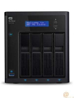 WD NAS My Cloud EX4100 32TB EMEA