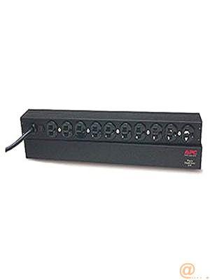 RACK PDU BASIC 1U 15A 120V   RACK