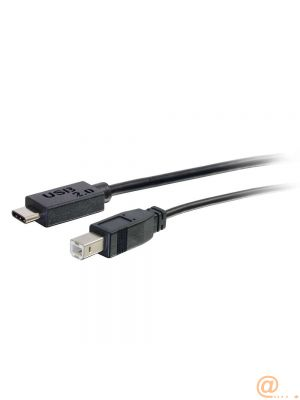 Cbl/4m USB 2.0 Type C to Standard B