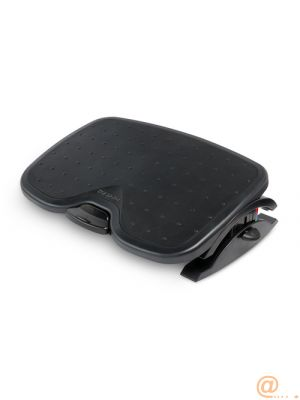 Solemate Plus Foot Rest Black - Solemate Plus Foot Rest Black