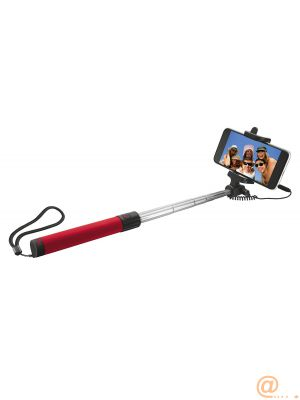FOLDABLE SELFIE STICK - RED  PERP