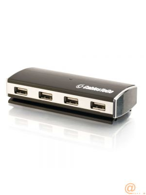Cbl/81645/USB 2.0 ALUMINUM HUB 4-port