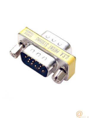 GENDER CHANGER HDDB15M/HDDB15M CABL