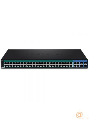 52-PORT GIGABIT WEB SMART  PERP