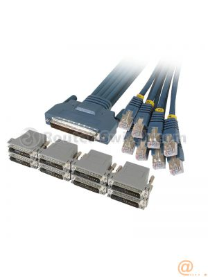 Cable/High Density 8-Port Async+Modem cn