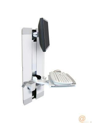 60-609-216/9'' Vertical Lift Wht