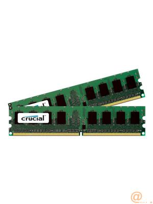 4GB kit DDR2 1066MHz CL7 UDIMM 240pin