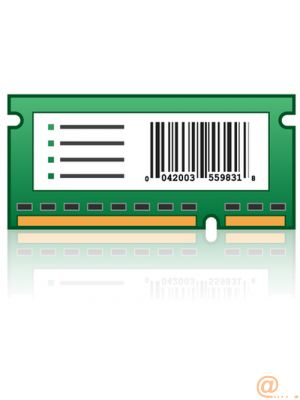 MX410 MX51x Forms and Bar Code Card